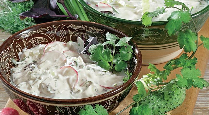 Рецепт Чалоп как салат