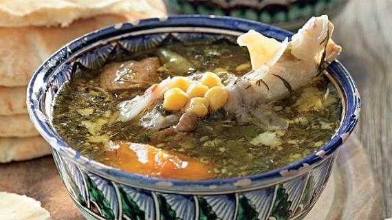 Рецепт супа шурпа из баранины