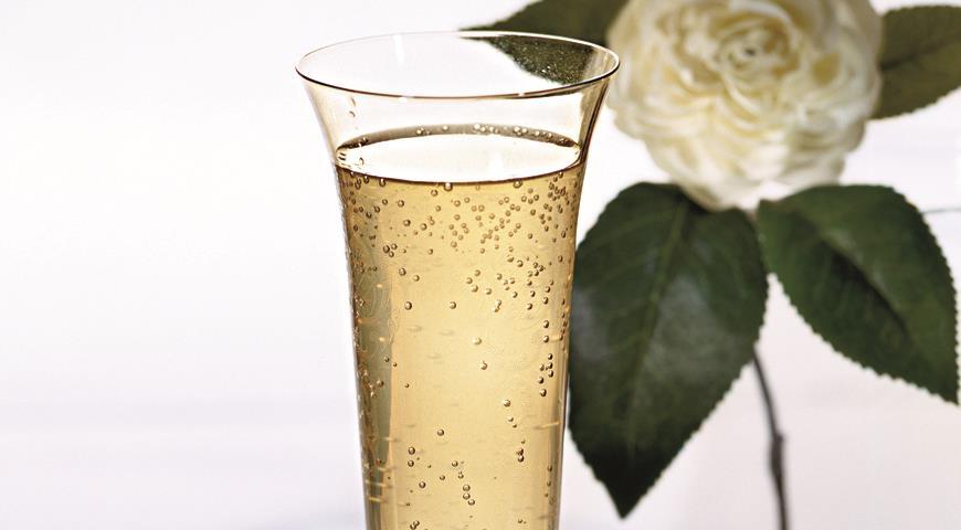 """Рецепт """"Карибское"""" шампанское"""
