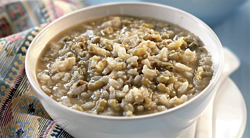 Рецепт Рисово-машевая каша