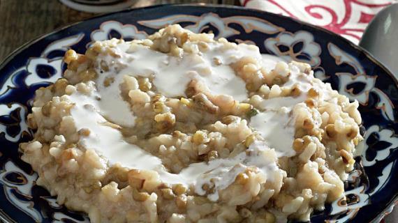 Рис с машем рецепт 21