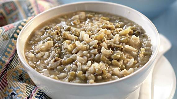 Постные блюда из риса