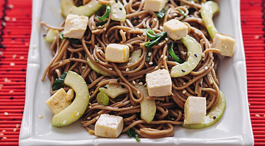 Рецепт Японский салат оцу