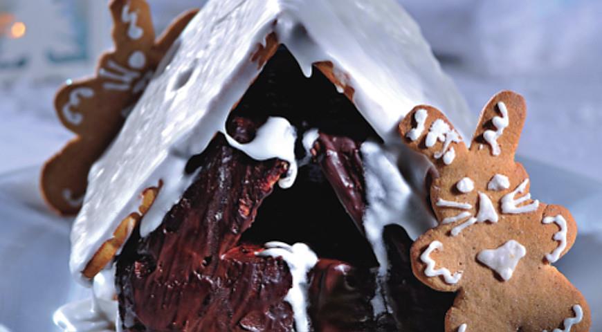 Рецепт Домик из печенья