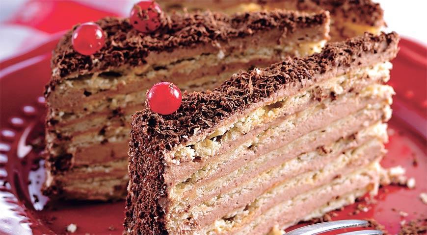 рецепт торт мекада
