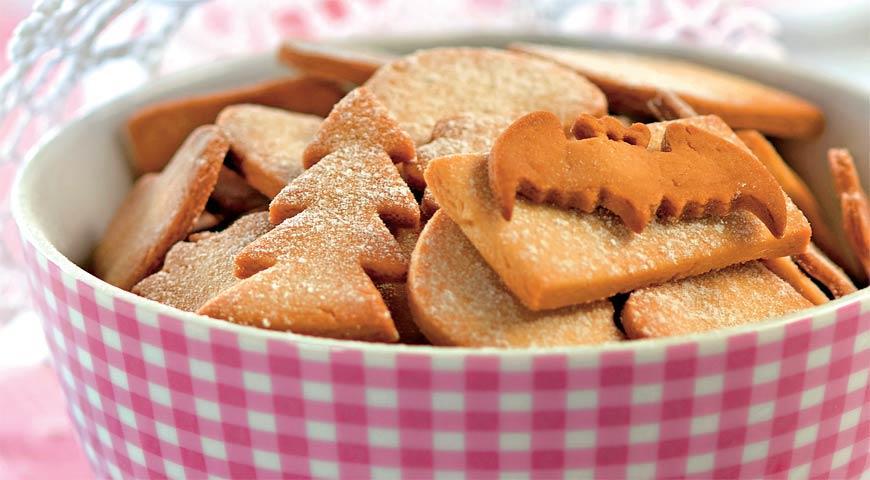 пресное печенье рецепт для диабетиков