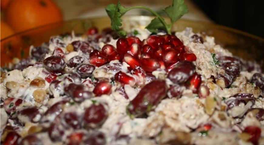 Грузинские салаты рецепты