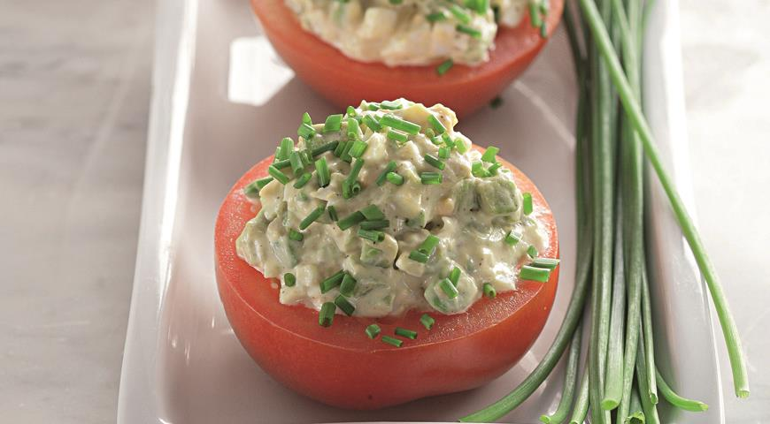 Рецепт Яичный салат