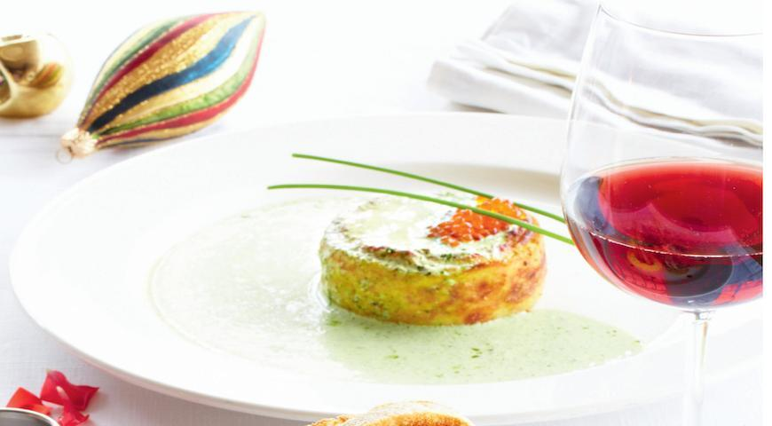 Суфле из молодых кабачков, пошаговый рецепт с фото
