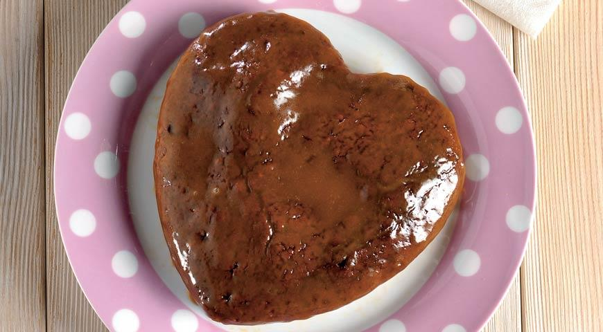 Рецепт Кекс из растопленных шоколадных конфет