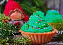 Новогодние десерты от Елены Москаленко
