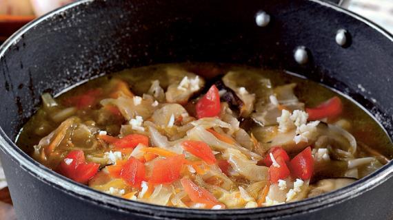 рецепты супов щи из свежей капусты