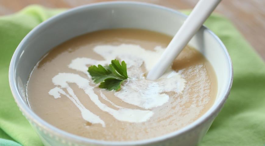 Рецепт Картофельно- сельдерейный суп