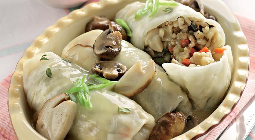 Диетические блюда из перловки рецепты