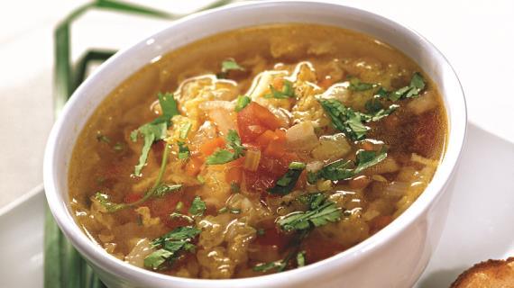 овощной суп с клецками пошаговый рецепт с фото