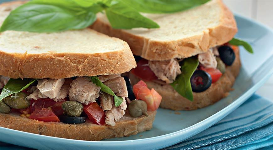 Бутерброд в дорогу рецепт 101