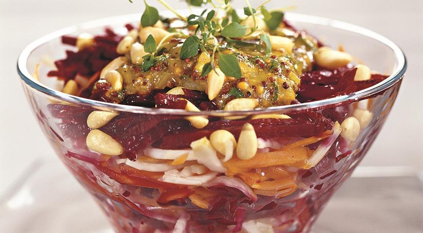 115 Салат из корневого сельдерея рецепт