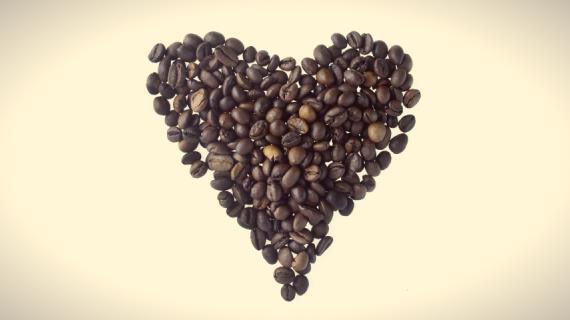 Сливочный Кофе с Персиковым Шербетом
