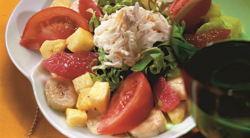 Рецепт Салат с сельдереем