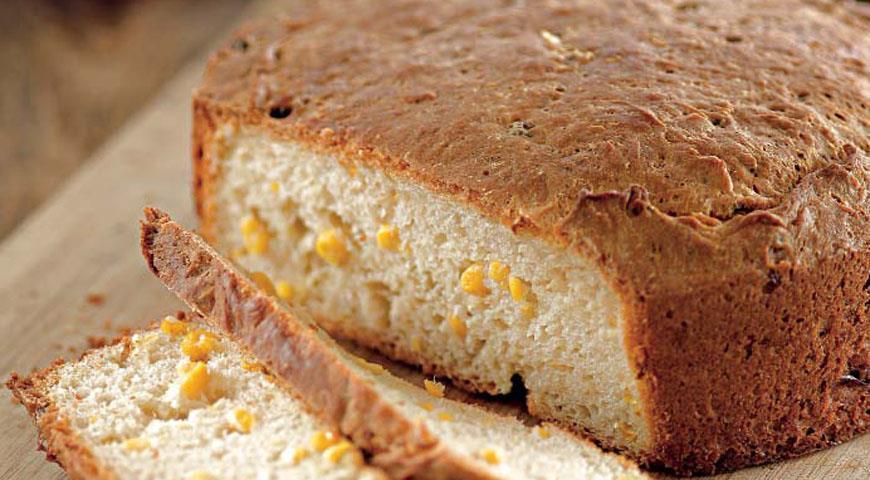 Рецепт Милибред, кукурузный хлеб