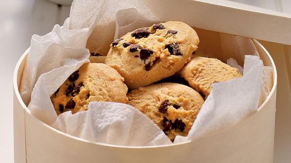 Печенье с шоколадными «чипсами»