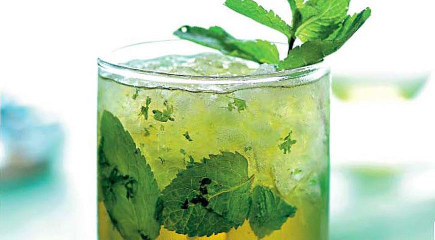 Рецепт «Мятный джулеп» (Mint Julep)