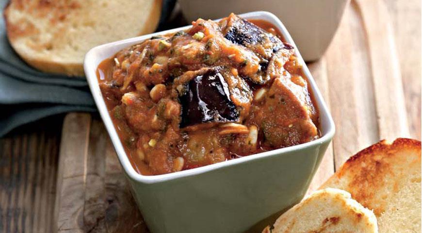 Рецепт Самая вкусная капоната с орегано