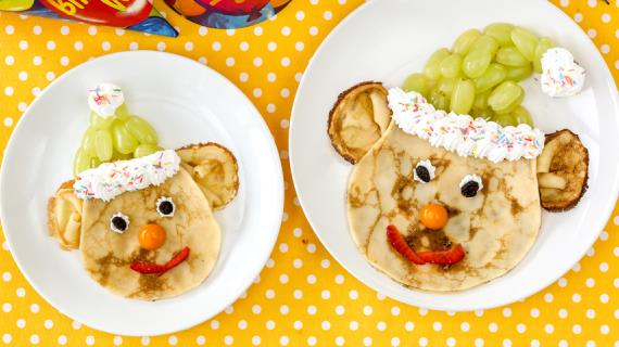 диетические блюда для детей на завтрак