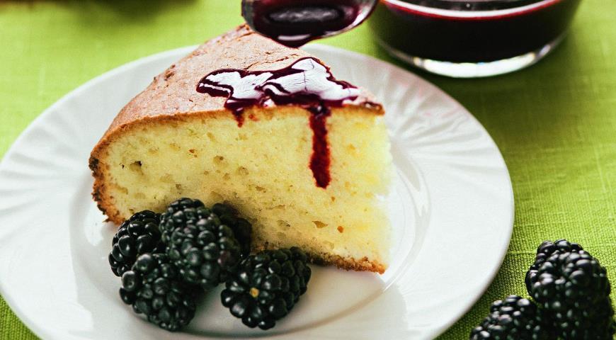 Рецепт Йогуртовый кекс с лаймом