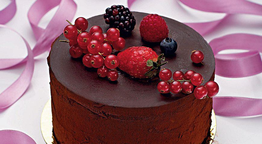 торт блэкберри рецепт с фото