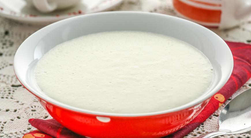 Как сварить манную кашу на молоке фото рецепт пошаговый