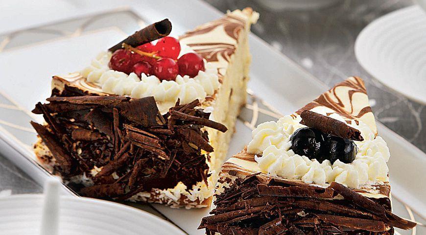 Чизкейк с белым шоколадом, пошаговый рецепт с фото
