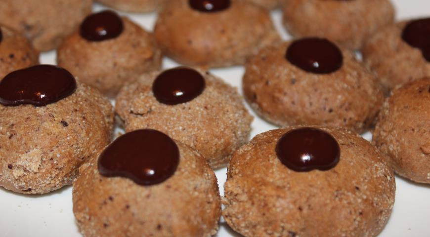 Рецепт Имбирное печенье без сахара