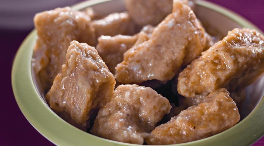 Рецепт Ленивые вареники с тыквой