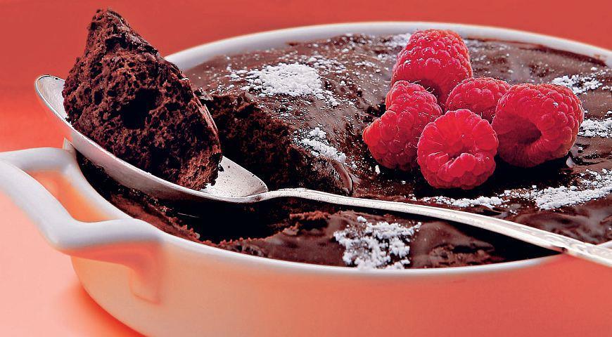 Рецепт Самый простой шоколадный кекс