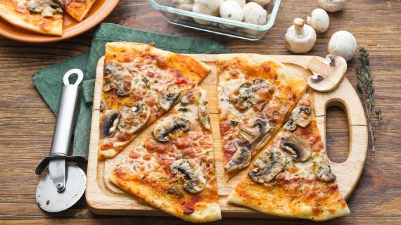 пицца пп рецепт с фото