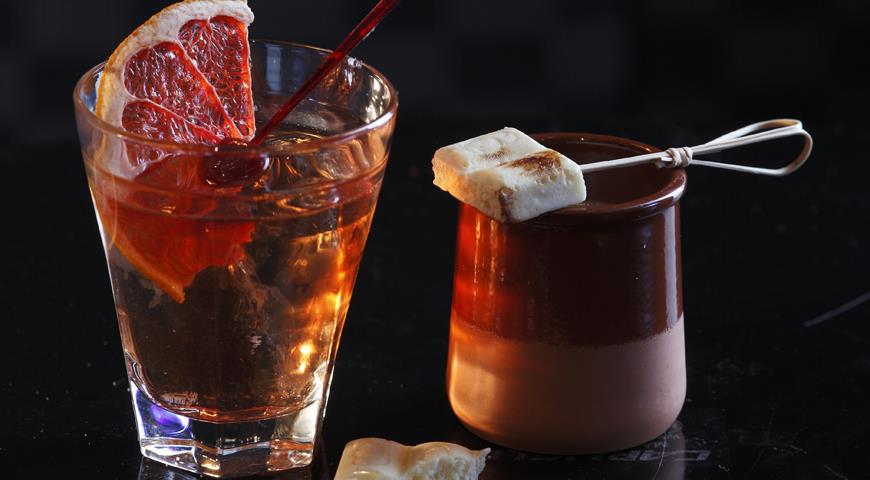 Рецепт Rum-Fashioned от Ирины Голубевой