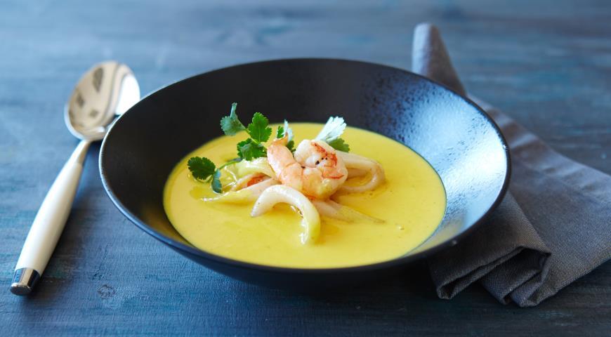 Тайский суп Том Ям Кунг рецепт с фото пошаговый Едим Дома
