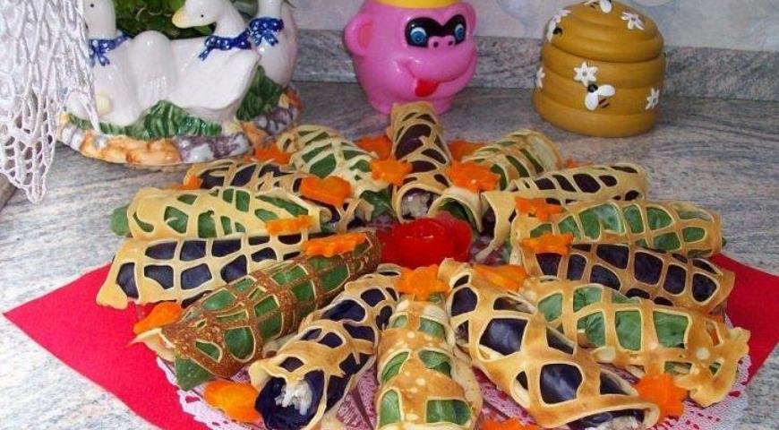 Детский праздник стол фото