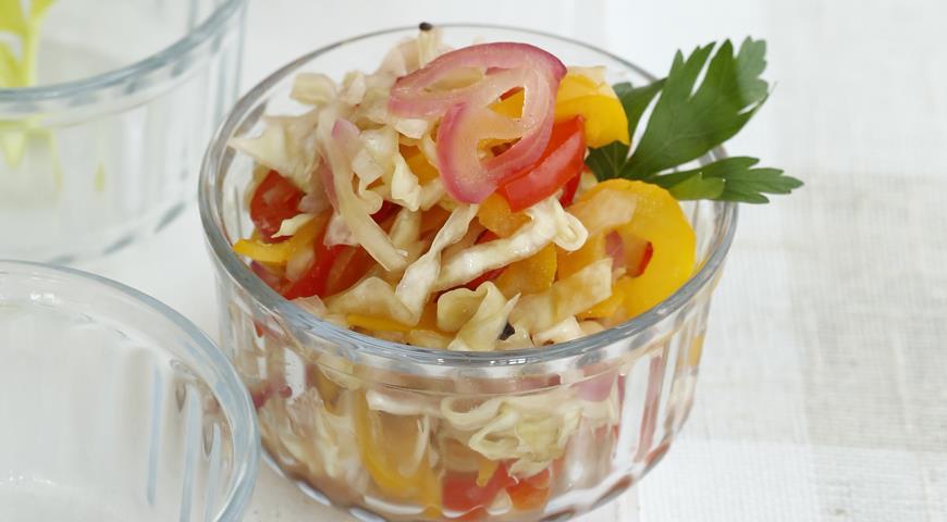 Рецепт Чоу-чоу, овощная смесь