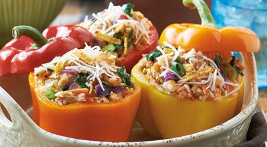 Рецепт Pepperoni вегетарианские
