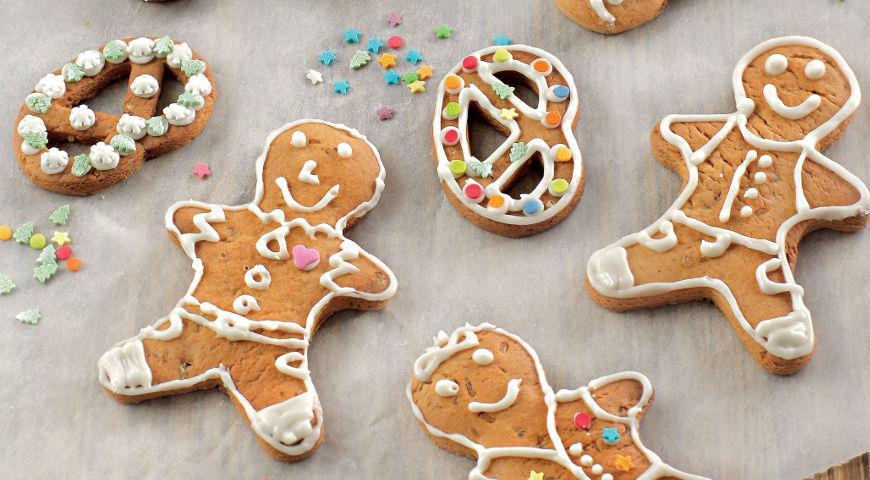 Рецепт Медовое печенье