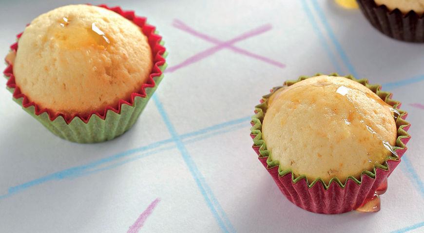 Рецепт Йогуртовые кексы