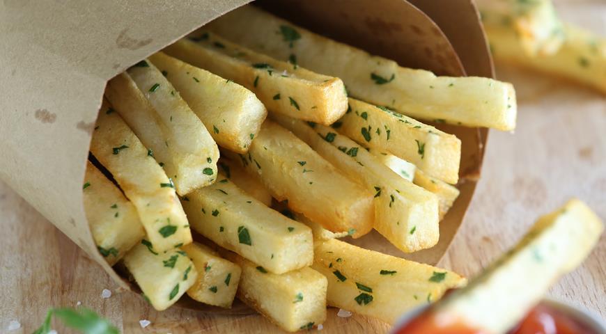 Рецепт Картофель-фри