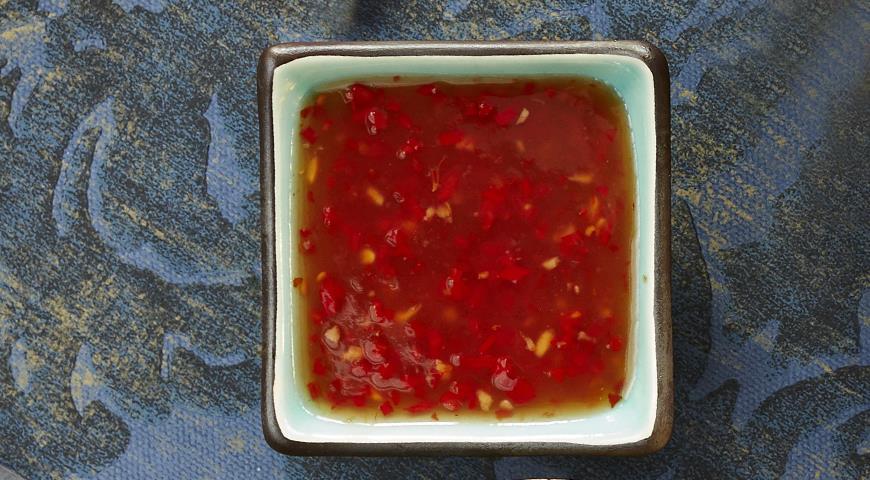 Острый соус рецепт в домашних условиях 605