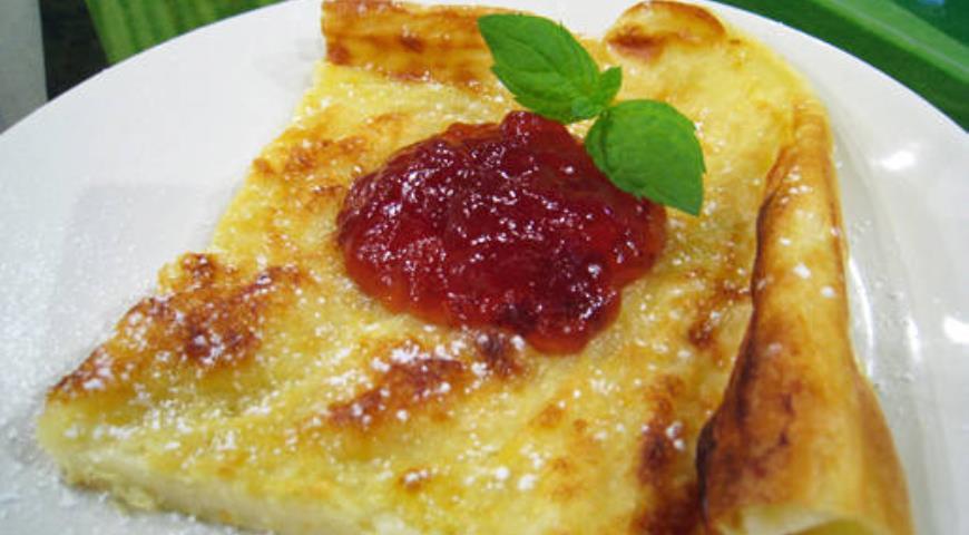 Рецепт Блин в духовке по-фински