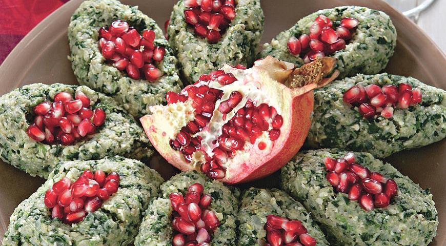 Рецепт Пхали из овощей с хмели-сунели