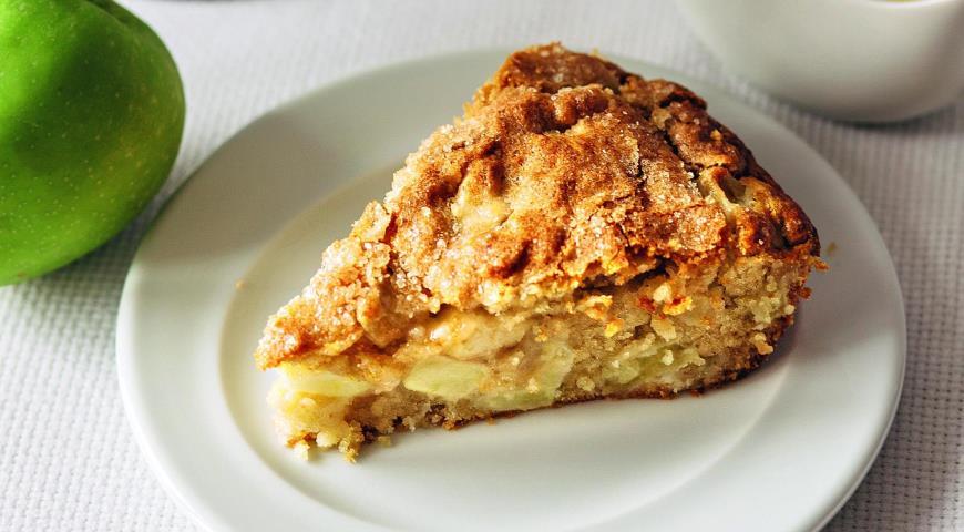 Рецепт Ирландский яблочный пирог