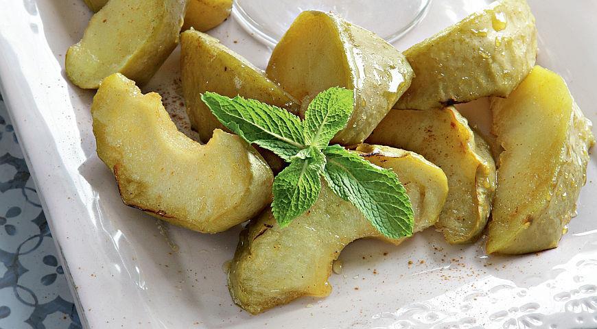 Рецепт Яблоки в меду