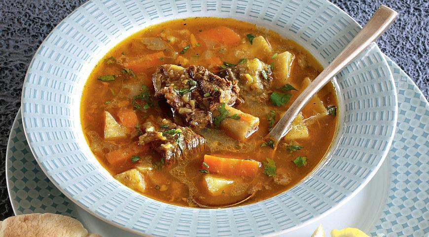 Рецепт Йеменский суп